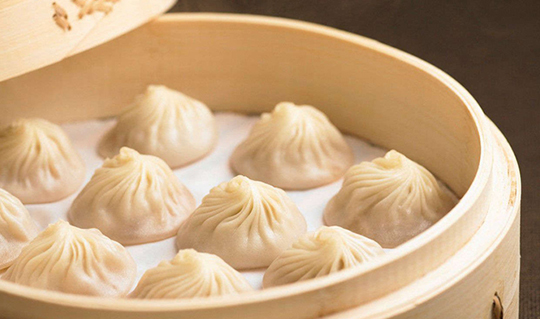 Dining at Din Tai Fung