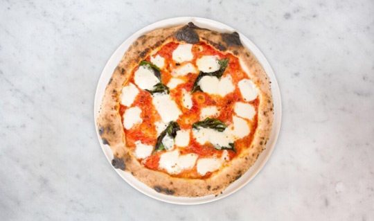 Dining at MidiCi Neapolitian Pizza